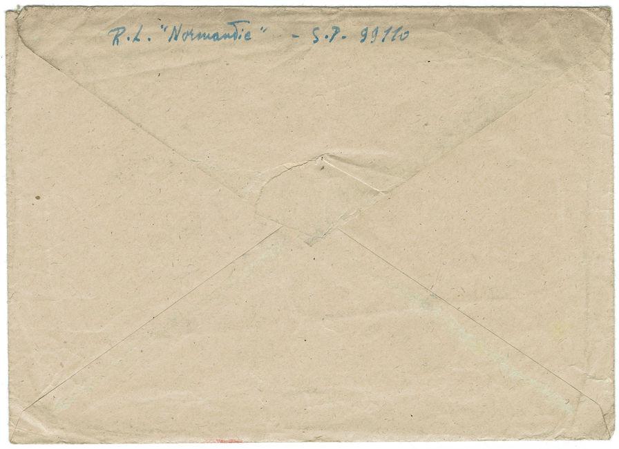 1945 lettre d'Elbing en FM 1945_s12