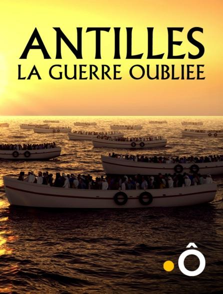 Les Antilles, une guerre oubliée - documentaire ce soir4 septembre  sur France Ô Antill10