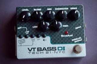 Sansamp Vt-Bass D.I Vt-bas10