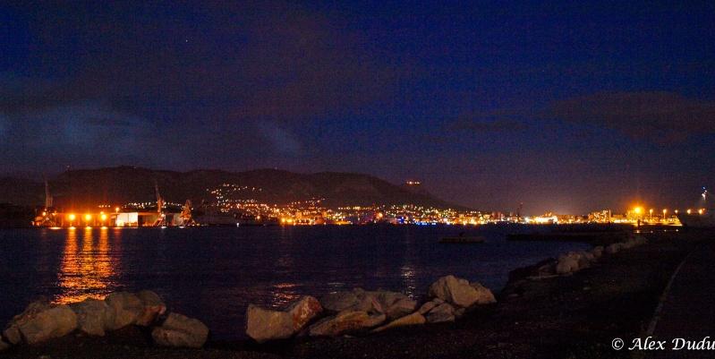 Le port de la Seyne et la rade de Toulon Panora10