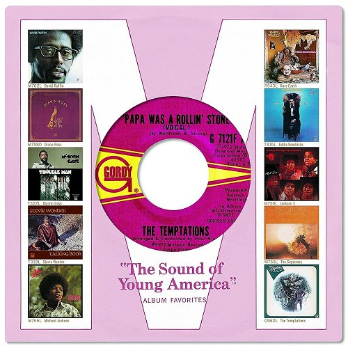 Box Set: The Complete Motown Singles - Vol. 12A: 1972 Comple10