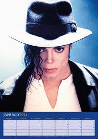 Nouveau calendrier Michael Jackson 2014 Danilo12