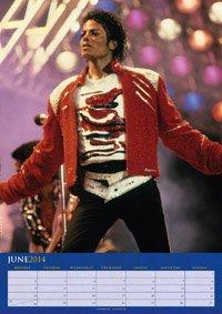 Nouveau calendrier Michael Jackson 2014 Danilo13