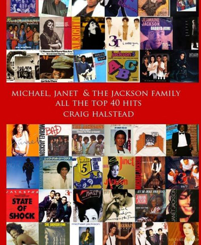[Livre] Michael, Janet & The Jackson Family: All The Top 40 Hits Top4010