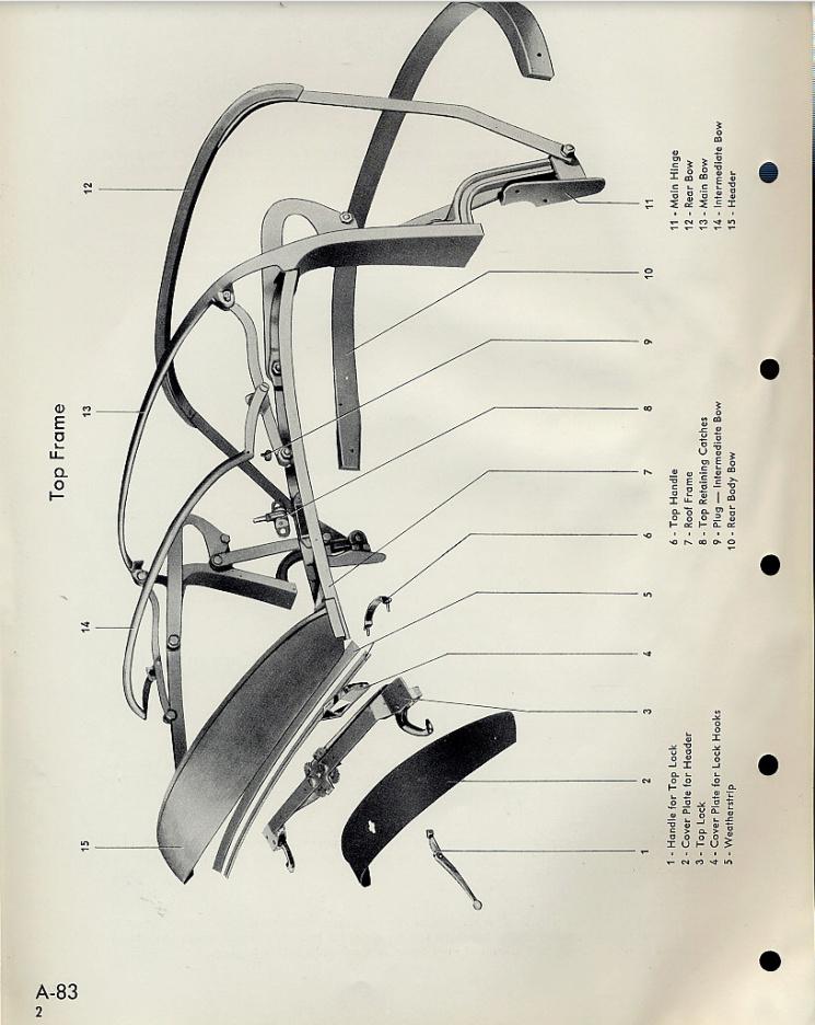 restauration kg cab de 1963 - Page 7 Capote10