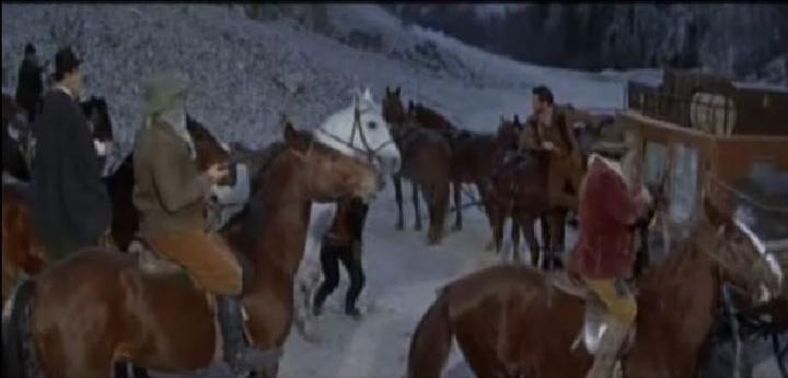 Seul contre 7 - Duello nella Sila ( Inédit ) - 1962 - Umberto LENZI Attaqu10