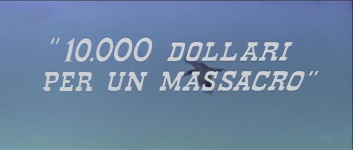 Le Temps des Vautours - 10 000 Dollari per un Massacro - Romolo Guerrieri - 1967 Captur28