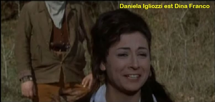 Seul contre 7 - Duello nella Sila ( Inédit ) - 1962 - Umberto LENZI Dina_f10