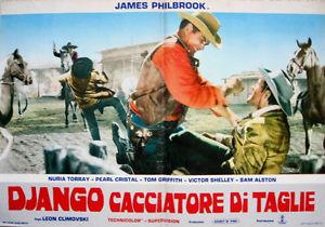 2.000 dolares por Coyote / Django cacciatore di taglie . 1966 . Leon Klimovsky  . Kgrhqj11