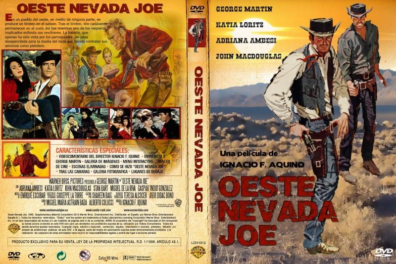 Le défi des implacables . ( Oeste Nevada Joe ) . 1964 . Ignacio F. Iquino . Oeste_10