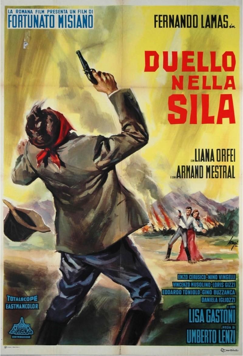 Seul contre 7 - Duello nella Sila ( Inédit ) - 1962 - Umberto LENZI T2ec1612