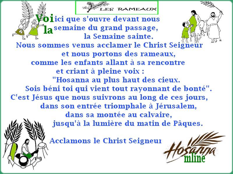 """Semaine sainte """"méditations/paroles* prières"""" Sans_t12"""