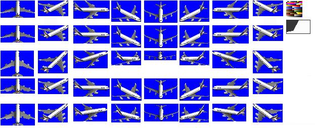 [WIP] A340-500 A340-511