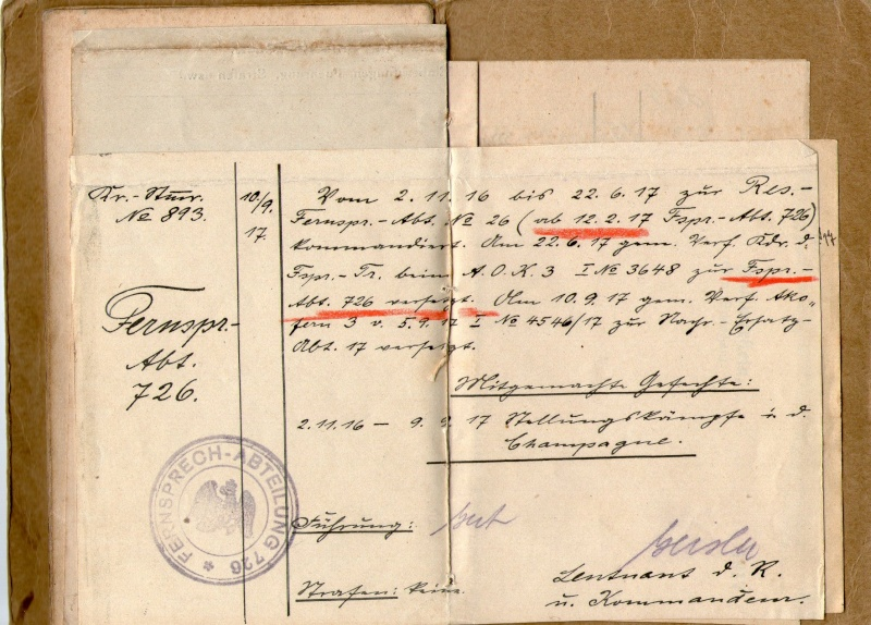 Militarpass et soldbuch familiaux : un télégraphiste alsacien !  Img07110