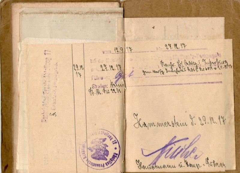 Militarpass et soldbuch familiaux : un télégraphiste alsacien !  Img07210