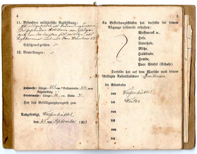 Militarpass et soldbuch familiaux : un télégraphiste alsacien !  Img07810