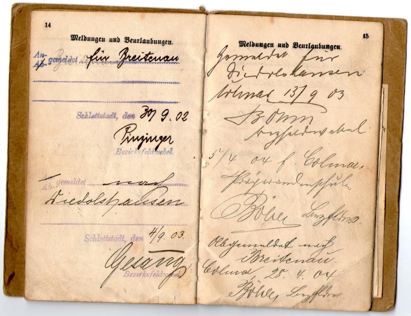 Militarpass et soldbuch familiaux : un télégraphiste alsacien !  Img08310