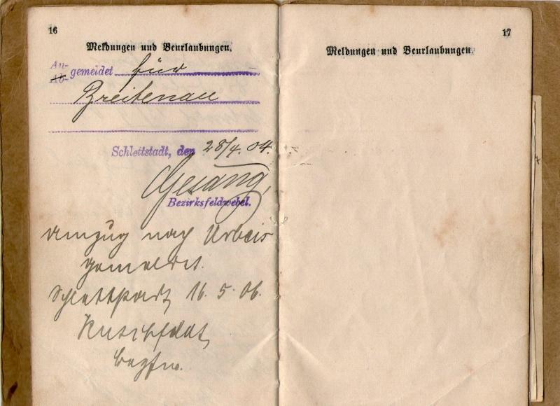 Militarpass et soldbuch familiaux : un télégraphiste alsacien !  Img08410