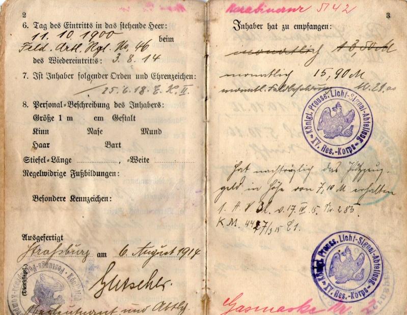 Militarpass et soldbuch familiaux : un télégraphiste alsacien !  Img08810