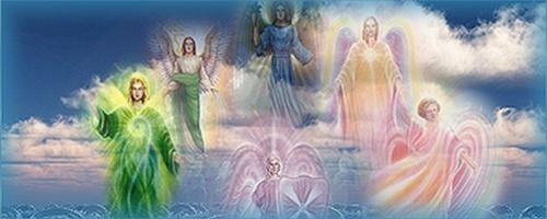 LE MONDE DE LA MEDIUMNITE Anges211