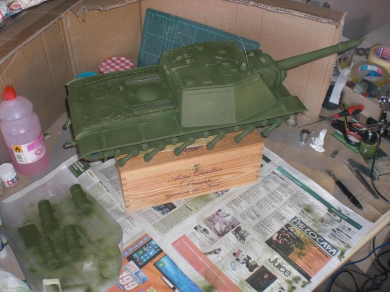 SU-152 kit build & review  [COMPLETATO] Camo_b10