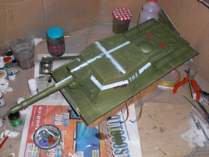 SU-152 kit build & review  [COMPLETATO] - Pagina 2 Cruz10