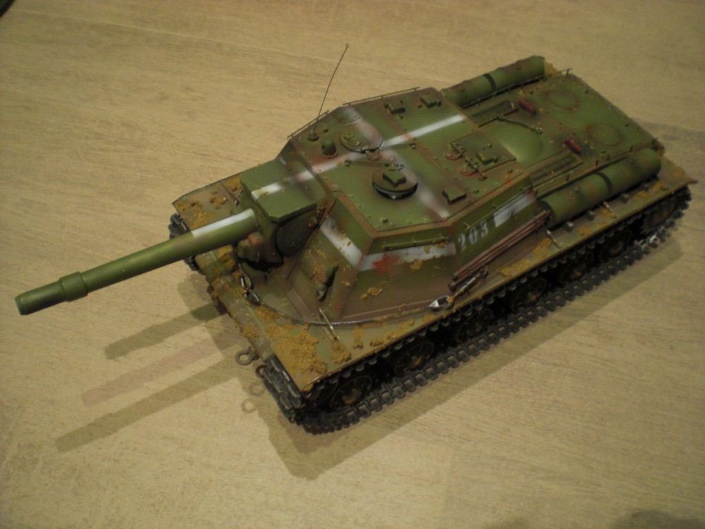 SU-152 kit build & review  [COMPLETATO] - Pagina 2 Su152_11
