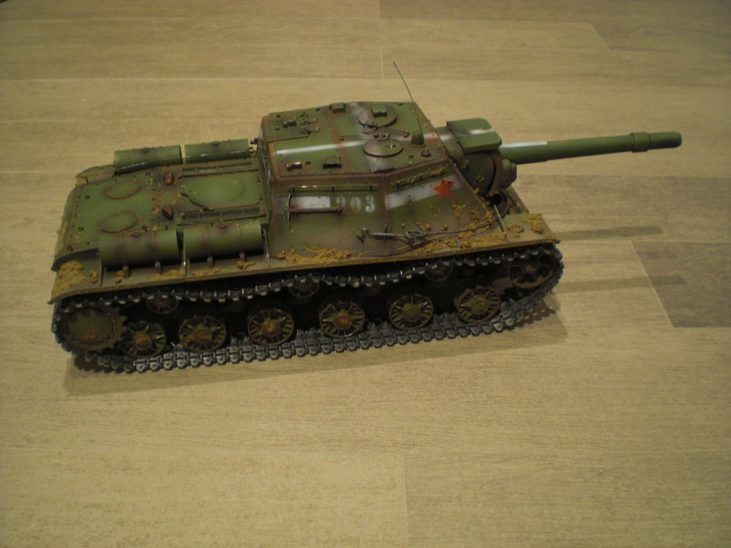 SU-152 kit build & review  [COMPLETATO] - Pagina 2 Su152_12