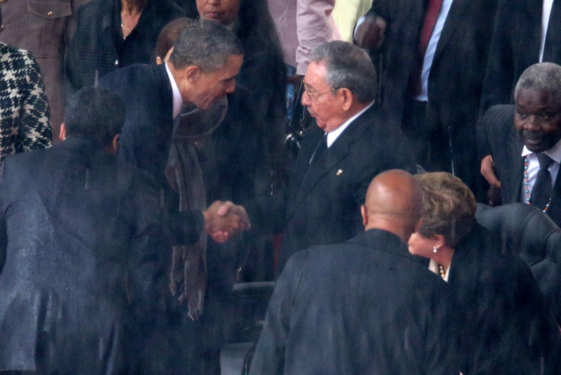 Nelson Mandela a tiré sa révérence 45475310