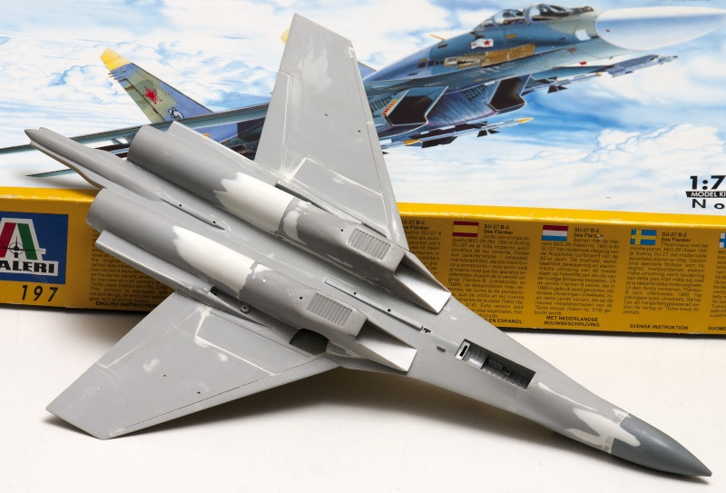 Four 1/72nd scale Flankers 9827_i10