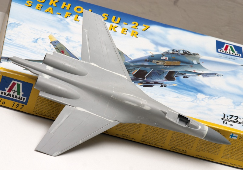 Four 1/72nd scale Flankers 9828_i10