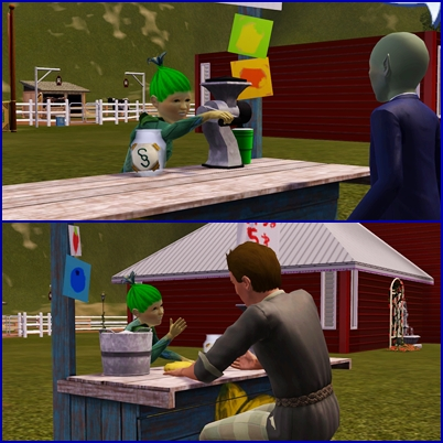 Postcards from the plumbob: Random Game Play Pics - Page 5 Fernle10