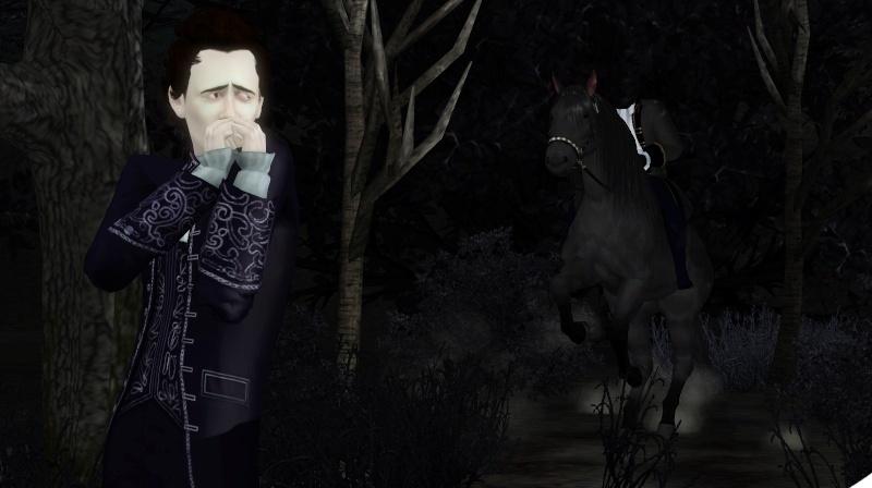 Icabod Crane of Sleepy Hollow Ichabo10