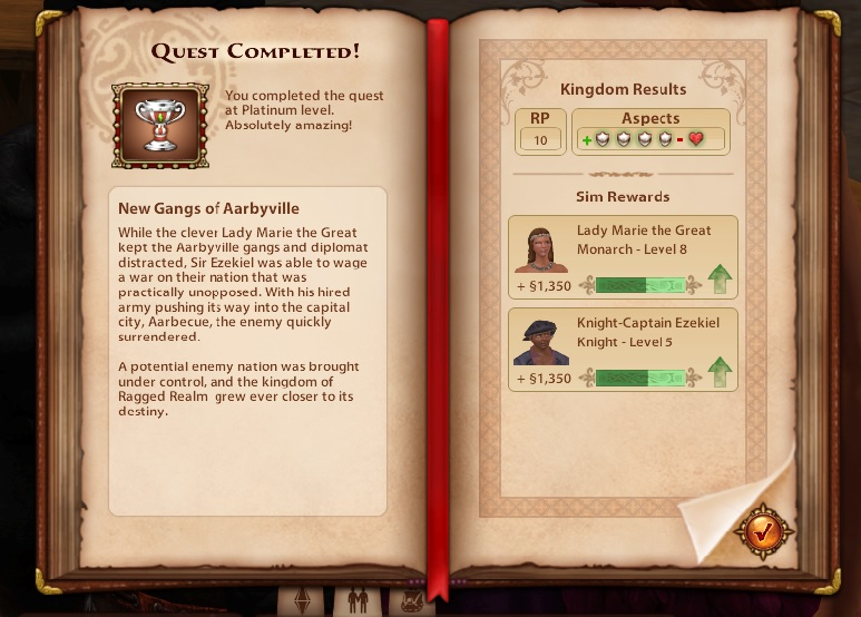 A Goodly Length in Times Past: Glimpses from Sims Medieval - Page 2 Newgan10