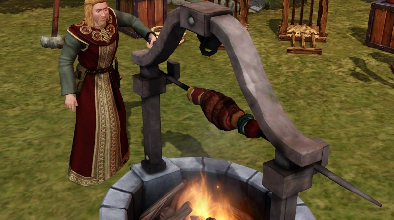 A Goodly Length in Times Past: Glimpses from Sims Medieval Scree368