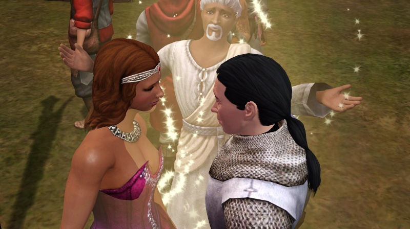A Goodly Length in Times Past: Glimpses from Sims Medieval Scree397