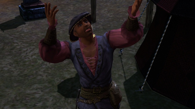 A Goodly Length in Times Past: Glimpses from Sims Medieval - Page 2 Scree413
