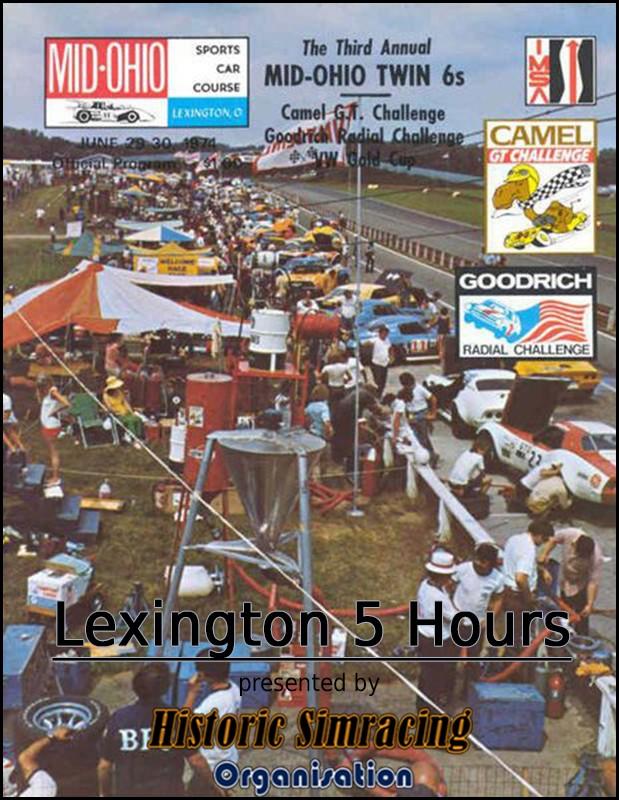 Round 4 - Lexington 5 Hours Mid-oh11