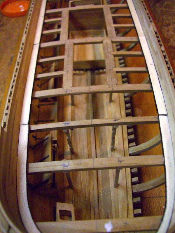 Le Bateau Canonnier de 60 pieds - An XII - Page 3 Photo110