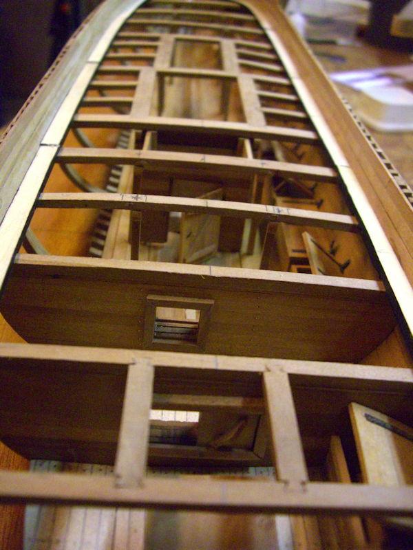 Le Bateau Canonnier de 60 pieds - An XII - Page 3 Photo310