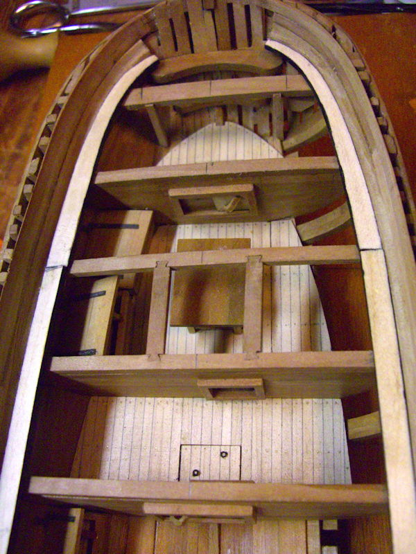 Le Bateau Canonnier de 60 pieds - An XII - Page 3 Photo410