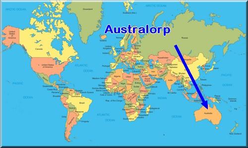 la Australorp Origin10