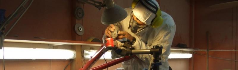 réparation vélo carbone Croppe10