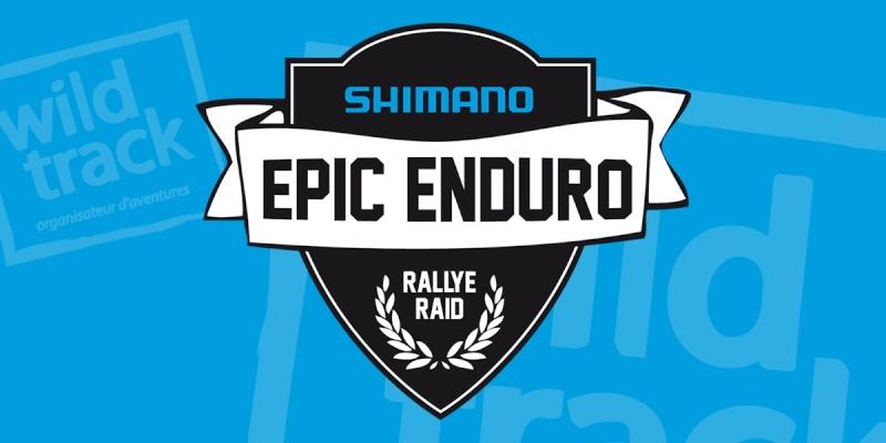 SHIMANO EPIC ENDURO Ça va être épique ! Logose10