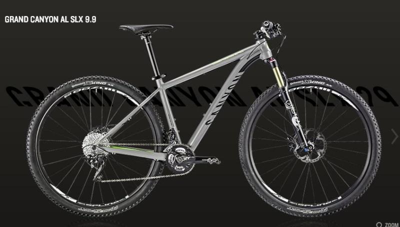 Changement de bike..... Sx10