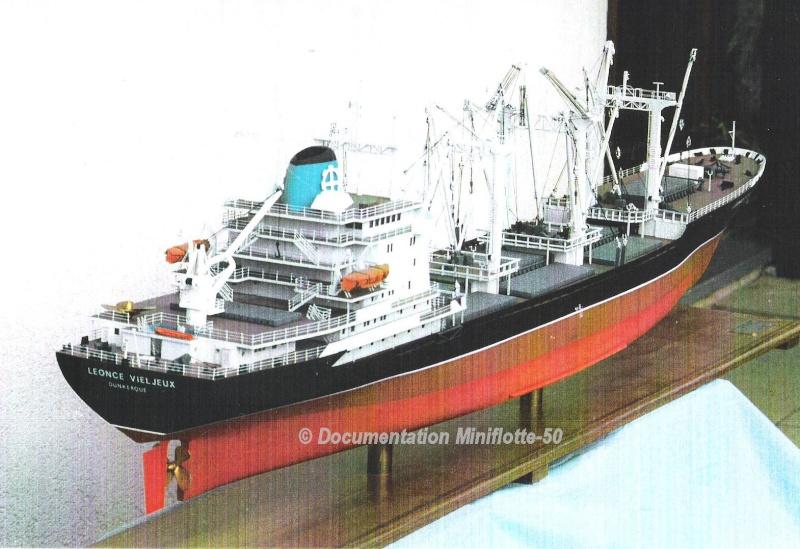 """Le cargo porte-conteneurs """"patrick Vieljeux"""" Image10"""