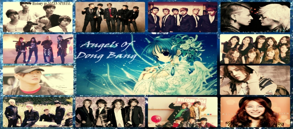 Angels Of Dong Bang