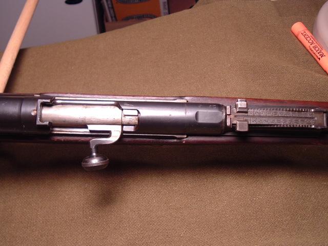 Le fusil Meunier A6 modèle 1916 20075112