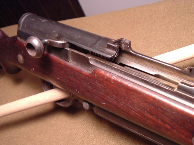 Le fusil Meunier A6 modèle 1916 20075113