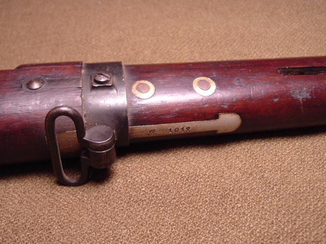 Le fusil Meunier A6 modèle 1916 20075115